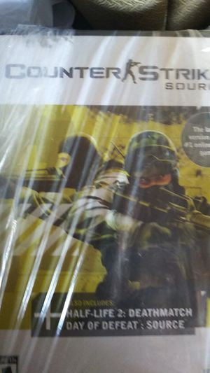 PC : Counter Strike Source for Sale in San Bernardino, CA