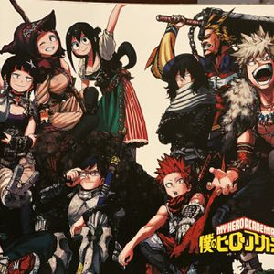 4 Pc My Hero Academia Posters for Sale in Lynwood, CA