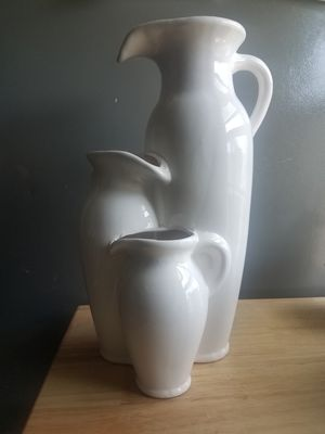 Ceramic pitcher flower pot for Sale in Cleveland, OH