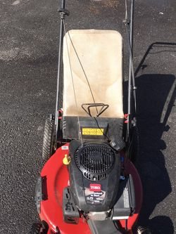 Toro Recycler 22 in. Variable Speed Electric Start Self Propelled Gas Walk-Behind Mower For Sale!!! for Sale in Gaithersburg,  MD