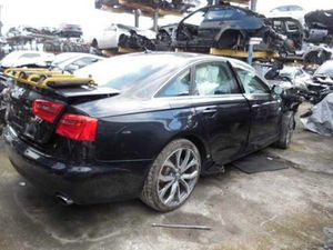 2013 Audi A6 - For Parts Only for Sale in Pompano Beach, FL