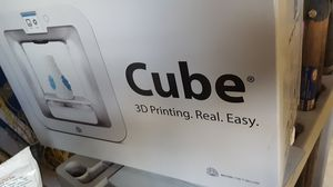 3D Systems Cube printer for Sale in Amherst, VA