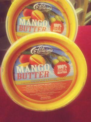 100% Shea Butter whipped fragrance is mango butter for Sale in Atlanta, GA