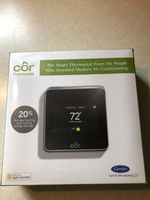 Brand New WiFi Thermostat for Sale in Eastpointe, MI