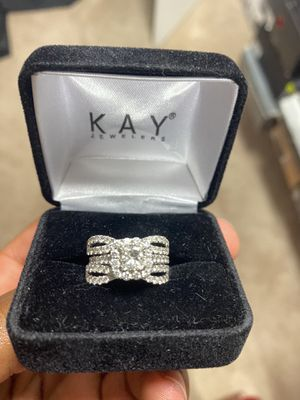 Wedding ring and band set for Sale in Ruskin, FL