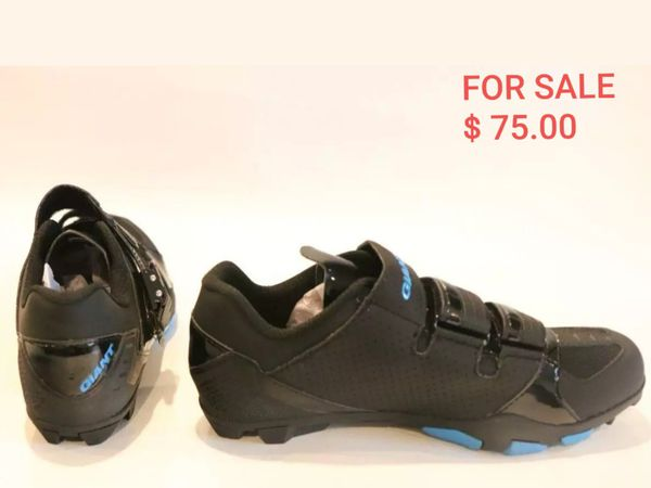 Giant bicycles Transmit mtb clipless cycling shoes