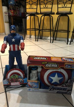 Captain America Bundle for Sale in Huntington Park, CA