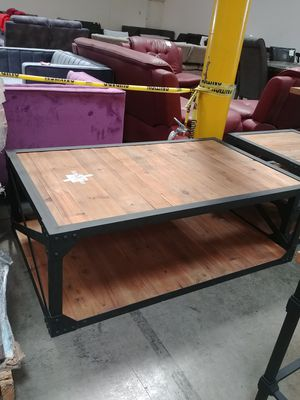 Coffee table . Brand new on box for Sale in Ontario, CA