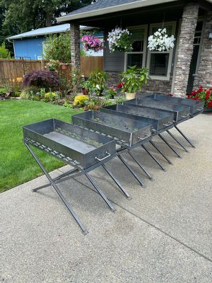 Charcoal bbq grill for Sale in Vancouver, WA