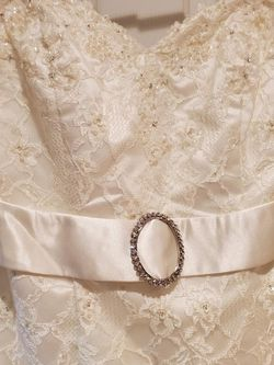 Wedding Dress, Separate Bodice&veil for Sale in Norcross,  GA