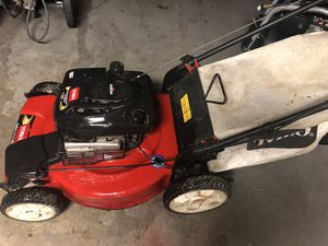 Red toro bull recycler lawn mower self propel lawnmower works perfect for Sale in Miramar, FL