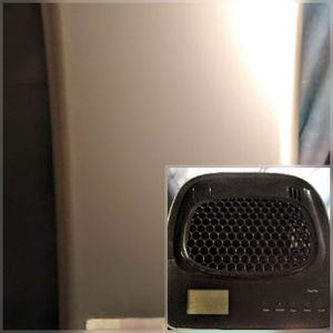 Oreck Air Hepa Refresher/Cleaner & Ultra Sonic Humidifier for Sale in Las Vegas, NV