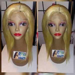613 platinum blonde Brazilian human hair wig for Sale in Pompano Beach, FL