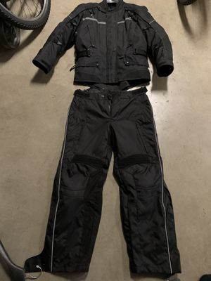 Tourmaster transition cold weather motorcycle gear for Sale in Buckley, WA