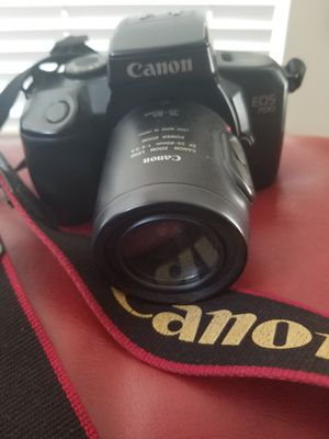 Cannon EOS (Film) camera - Serious inquiries ONLY for Sale in Littleton, CO
