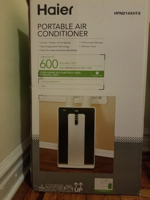 Haier Portable air conditioner for Sale for sale  Brooklyn, NY