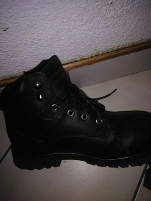 SafeTBoots Steel Toe Work Boots Size 10.5 for Sale in Pittsburgh, PA