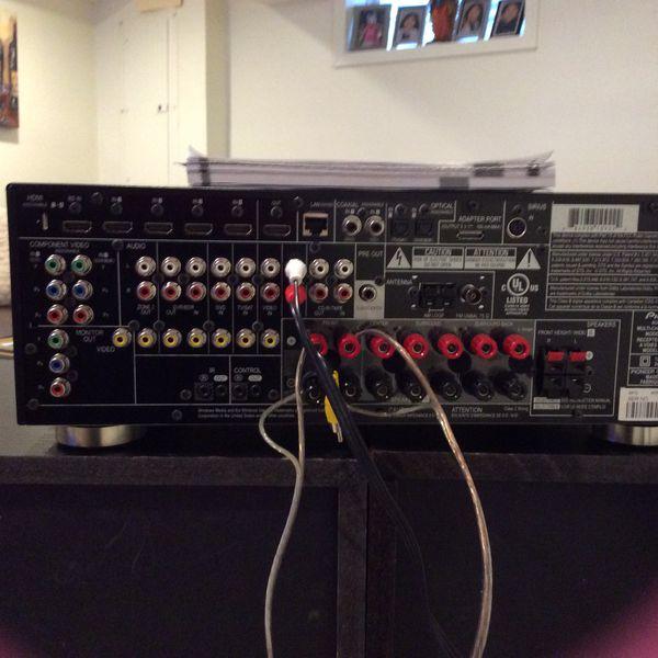 Pioneer vsx1020