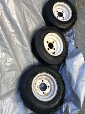 Trailer tires for Sale in Oxnard, CA