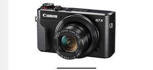 Canon g7x mark ii for Sale in Hamburg, NY