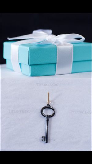 Key necklace jewelry Tiffany & CO for Sale in Branford, CT