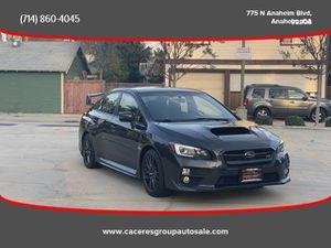 2016 Subaru WRX STI for Sale in Anaheim, CA