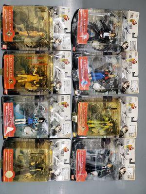 #Complete Collection# Final Fantasy VIII FF8 Bandai 1999 Action Figures for Sale in Manassas, VA