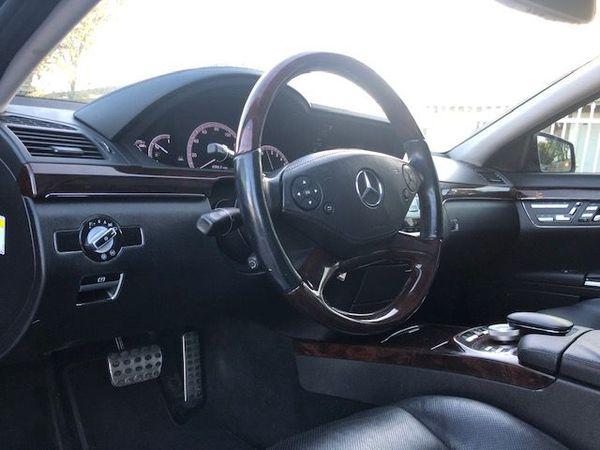 2013 Mercedes-Benz S-Class