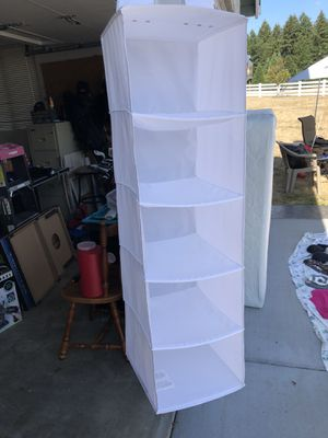 Closet organizer for Sale in Bonney Lake, WA