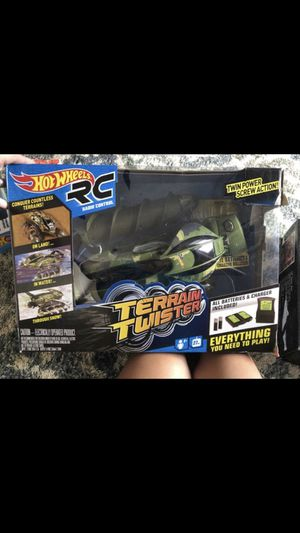 Hot wheels remote control car toy for Sale in Simpsonville, SC