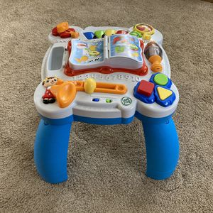 Leapfrog Learn and Groove Musical Table Activity Center for Sale in Smyrna, GA