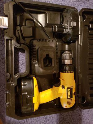 18 volt DeWALT drill for Sale in Luther, OK