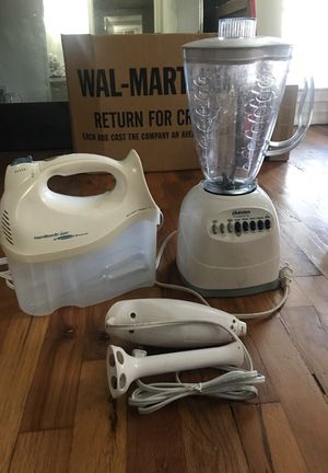 Blenders each for sell different price for Sale in Dallas, TX