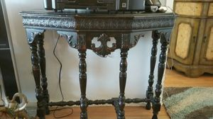 Antique side table for Sale in Brooklyn, NY