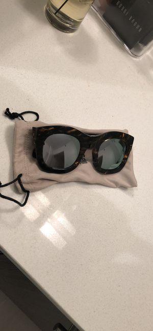 Illesteva Tortoiseshell sunglasses for Sale in Chicago, IL