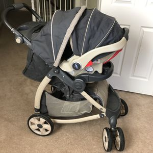 Stroller And Car Seat for Sale in Riverside, CA
