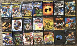 GameCube games for Sale in Tucson, AZ