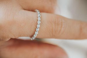 Classic Diamond Band in 14K White Gold! for Sale in San Diego, CA