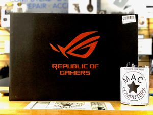 No Credit Needed!! ASUS ROG GX502G-PB74. SAME DAY SHIPPING for Sale in Spring Lake, NC