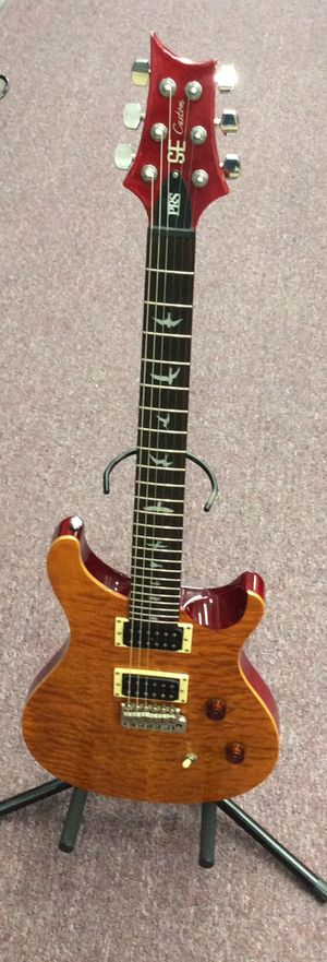 PRS SE Custom Electric Guitar w/ Soft Case (19-1815) for Sale in Laurel, MD