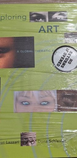Exploring Art: A Global Thematic Approach 2007 3rd Ed. for Sale in Miami,  FL