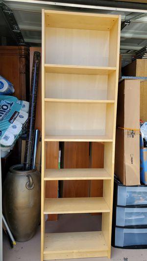 Bookshelf : as tall as garage door for Sale in Antioch, CA