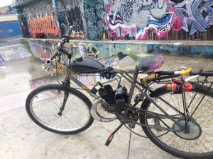 Motor bike very fast an depend for Sale in Baltimore, MD