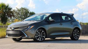 2019 Corolla Hatchback for Sale in Culver City, CA