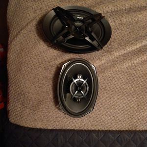 Sony 4way 6.9speakers 430watts for Sale in Nashville, TN