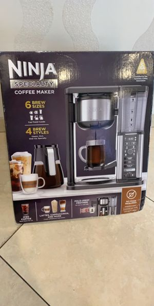 Ninja Specialty Coffee Maker for Sale in Franklin, TN