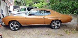 1972 Chevy Chevelle SS for Sale in Brooklyn, NY