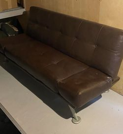 Leather Futon for Sale in Detroit,  MI