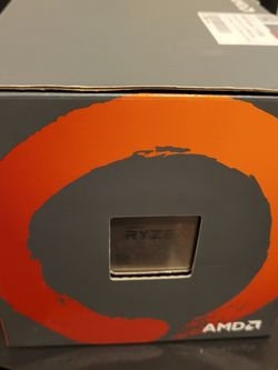 AMD Ryzen 3 1200 CPU w/Cooler for Sale in San Francisco,  CA