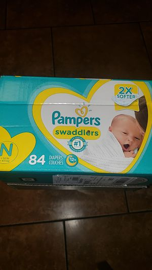 Pampers newborn for Sale in Phoenix, AZ